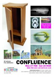 Confluence at Ilminster Arts Centre